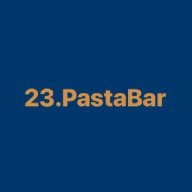 23 Pasta bar