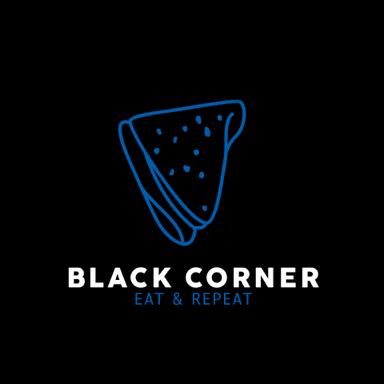 Black corner