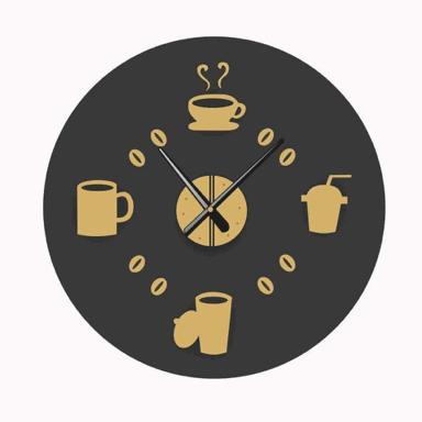 Clock cafe