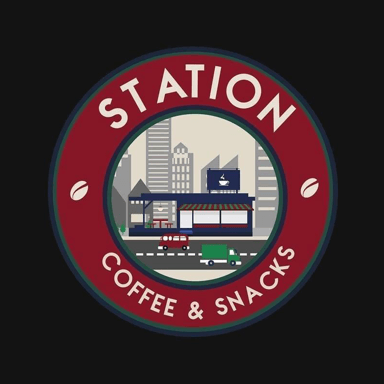 Station coffee & snacks