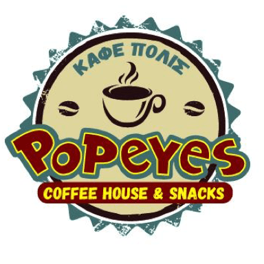 Popeyes coffee house & snacks