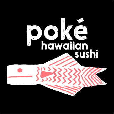 Poke hawaiian sushi