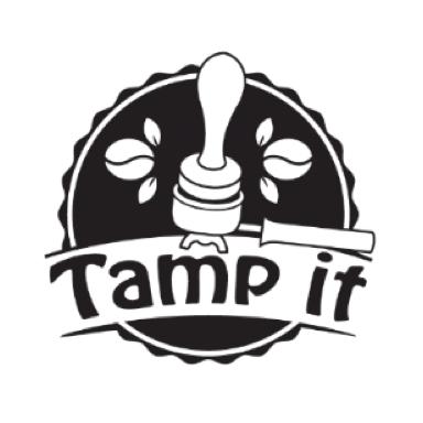 Tamp it