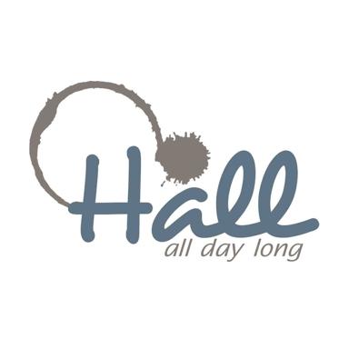 Hall cafe