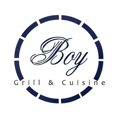 Boy grill cuisine