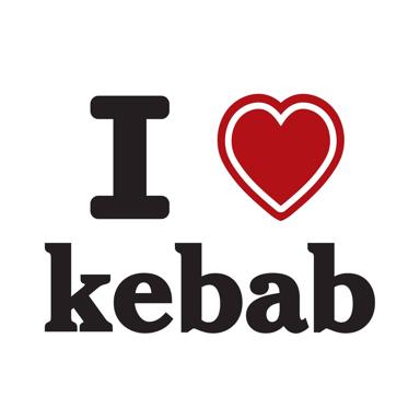 I love kebap