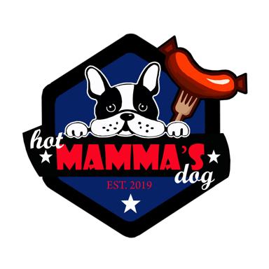 Hot mamma's dog