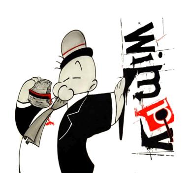 Wimpy bar