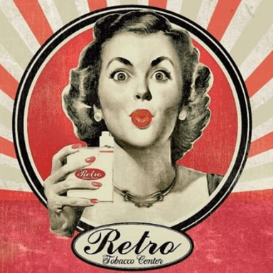 Retro coffee center