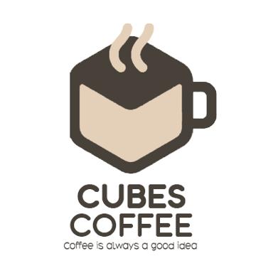 Cubes coffee