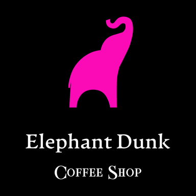 Elephant dunk coffee