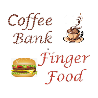 Coffee bank & finger food