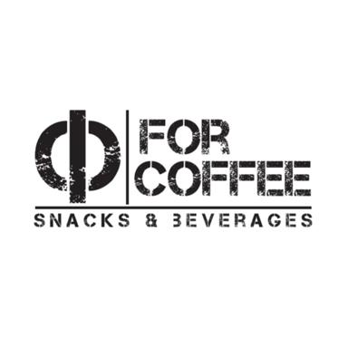 Φ for coffee