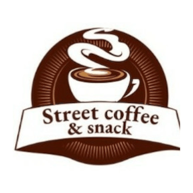 Street coffee & snack