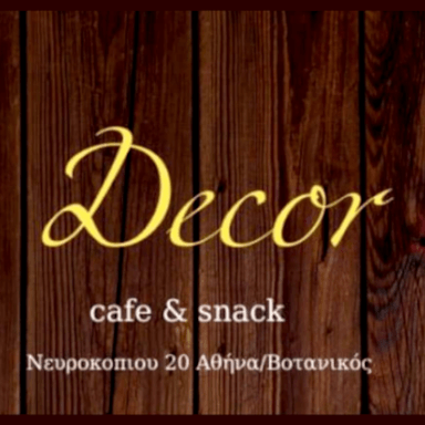 DECOR CAFE