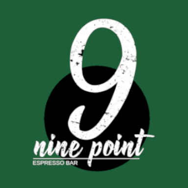 Nine point espresso bar