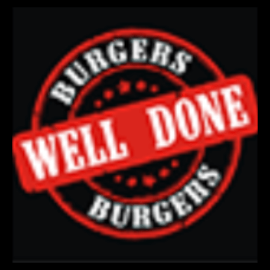 Well done burgers