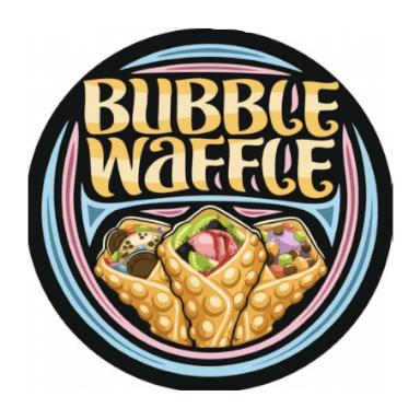 BUBLLE WAFFLE