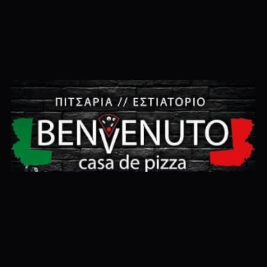 Benvenuto casa de Pizza