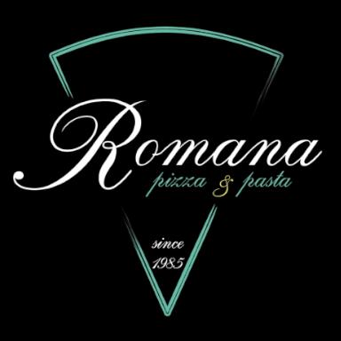 Romana pizza and pasta