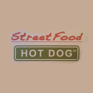 Street Food Hot Dog