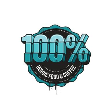 100% Heroic food and coffee