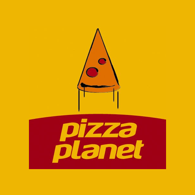 Planet pizza