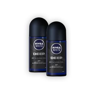 NIVEA MEN Roll On Deep