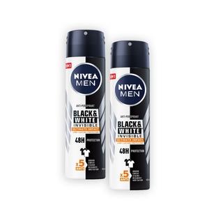 NIVEA MEN Spray B&W Ult.Imp.