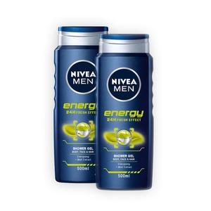 NIVEA MEN Gel Energy 500ml