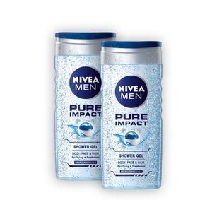 NIVEA MEN Gel Pure Impact 500ml