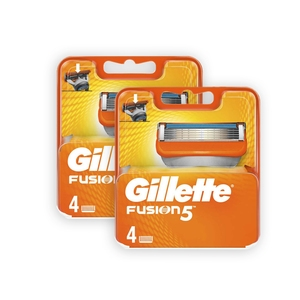 GILLETTE Fusion 4τεμ