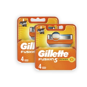 GILLETTE Fusion Power Ξυραφάκια 4τεμ.