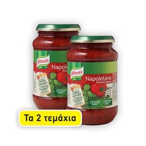 2τεμ. KNORR Κλασική Ιταλική Σάλτσα 400γρ