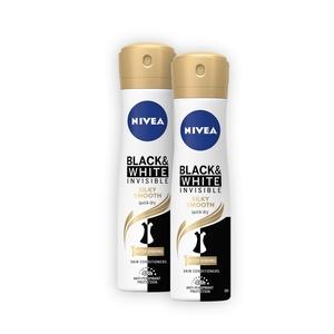 NIVEA Spray B&W Silky Smooth