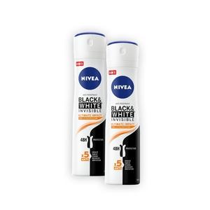 NIVEA Spray B&W Ult.Impact