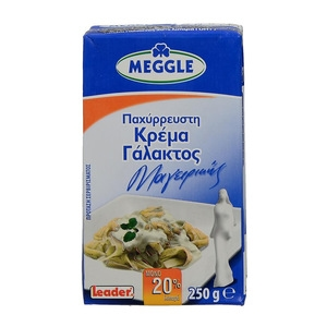MEGGLE Κρέμα Γάλακτος