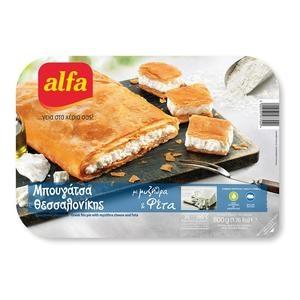 ALFA Θεσσαλονίκης Με Τυρί