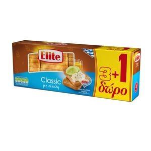 ELITE Classic Σίκαλης 0.7% Αλ.(3+1)Δ