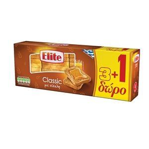 ELITE Classic Σίκαλης (3+1)Δώρο