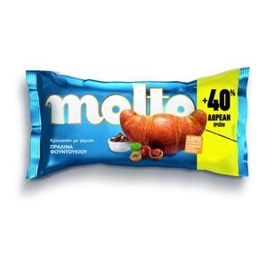 MOLTO Πραλίνα Φουν/κιού (+40% Επ.Πρ)