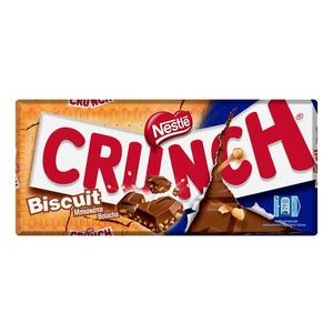 CRUNCH Με Μπισκότο