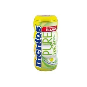 MENTOS Curvy Lemon Bottle