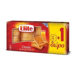 ELITE Classic Σταρένιες (3+1)Δώρο