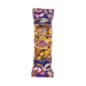JANNIS Mixed Nuts