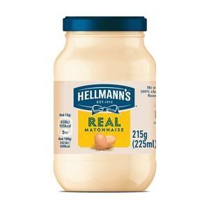 HELLMANN^S Real