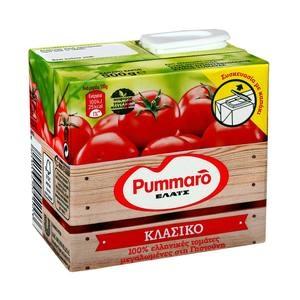 PUMMARO Passata Με Καπάκι