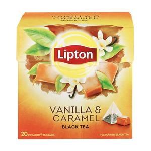 LIPTON Βανίλια - Καραμέλα