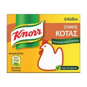 KNORR Κότας