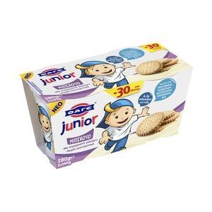 ΦΑΓΕ Junior Μπισκότο (-0.30)?